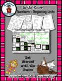Number - Sense / Subitizing / Worksheets / Posters / Craft
