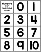 Number Sense: Subitizing for August or Back to School
