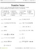 Number Sense (Take It to Your Seat Centers Common Core Math)