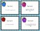 Number Sense Task Card Bundle (6 sets of task cards)