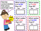 Math Task Cards For Grades 2-4 ~ Basic Operations & Proble