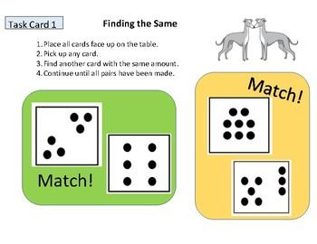 Math Center - Number Sense (K-2)