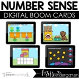 Math Boom Cards™ for Distance Learning   Number Sense 1-10