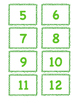 Number Sense Teddy Bear Match Up 1-20