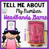 "Number Sense ""Tell Me About My Number"" - Headbands Game"