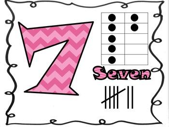 Number Sense Ten Frame
