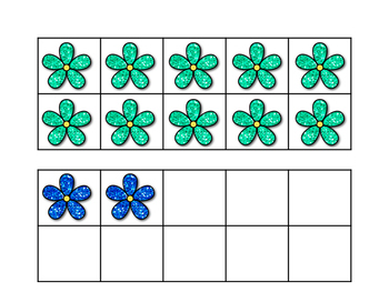 Number Sense: Ten Frame Fluency with Fun, Active Slides