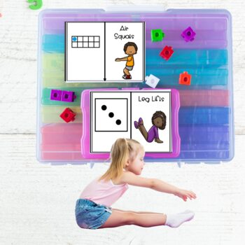 Number Sense Training: Active Subitizing and Number Cards!