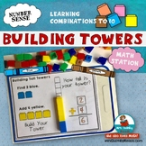 Number Sense | Unifix Cubes | Building Towers | Addends to 10