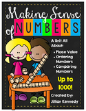 Number Sense Unit: Place Value, Ordering and Comparing Num