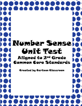 Number Sense Unit Test