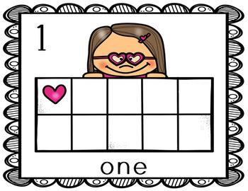 Number Sense ~ Valentine's Day
