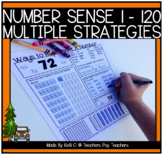 Daily Worksheets to Practice Number Sense with Numbers to 120
