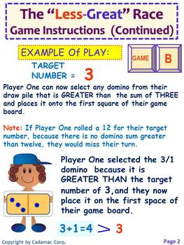 Number Sense Math Games With Cards, Dice or Dominoes