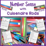 Number Sense with Cuisenaire Rods