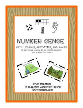 Number Sense With a Camping Theme
