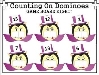 Number Sense Math Games Using Manipulatives