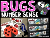 Number Sense and Counting Math Center | Math Bug Center | Ladybug Counting Spots