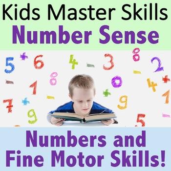 Numbers and Fine Motor Skills