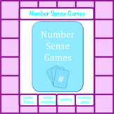 Number Sense and Fluency Games