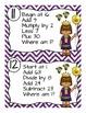 Multi-Step Mental Math Number Sense and Operations Task Cards- MARDI GRAS
