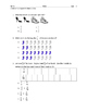 Number Sense and Operations Test Prep Sheets