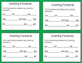 Number Sense and Rounding Exit Tickets