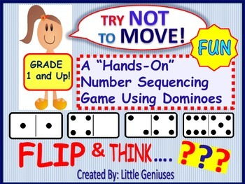 Number Sequencing Game for Grades One and Two