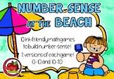 Number Sense at the Beach