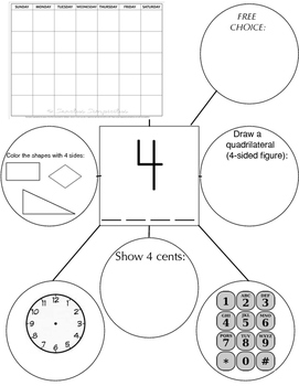 Number Sense in Context 1-10