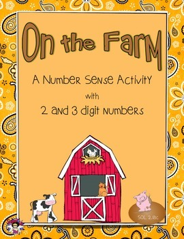 Number Sense on the Farm