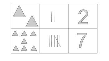 Number Sense or Number match