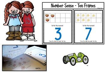 Number Sense to 10