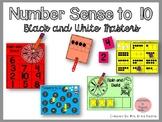 Number Sense to 10 Activities!