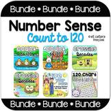 Number Sense to 120 Bundle