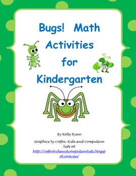 Number Sense with Bugs!