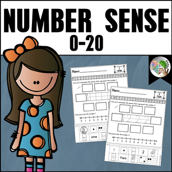 Number Sense Worksheets Teaching Resources | Teachers Pay Teachers