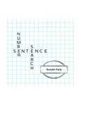Number Sentence Search Bundle Pack