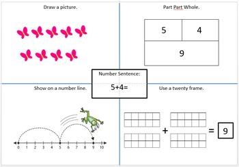 Number Sentence - Using strategies