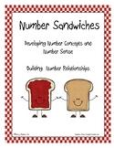 Number Sentences:  Number Relationships