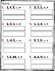 Number Sentences Worksheets