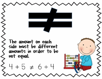 Number Sentences for Basic Addition and Subtraction