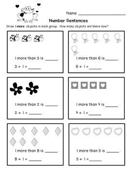 FREEBIE: Valentine's Day Math