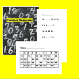 Number Sequence 1-100
