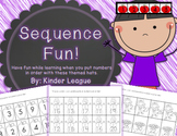 Number Sequence Hats by Kinder League