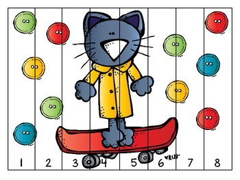 Number Sequence Picture Puzzles