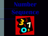 Number Sequence (PowerPoint)