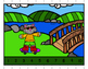 Number Sequence Puzzle Cool Cat