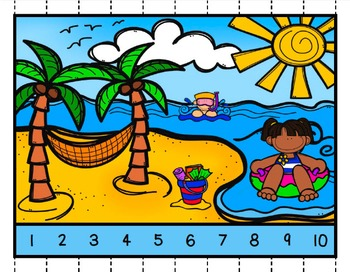 Number Sequence Puzzle Seasons