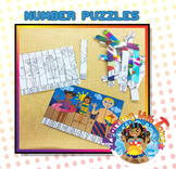 Number Sequence Puzzles